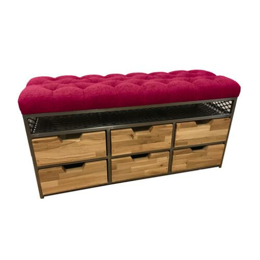 Storage Bench - Shoe Drawer Special