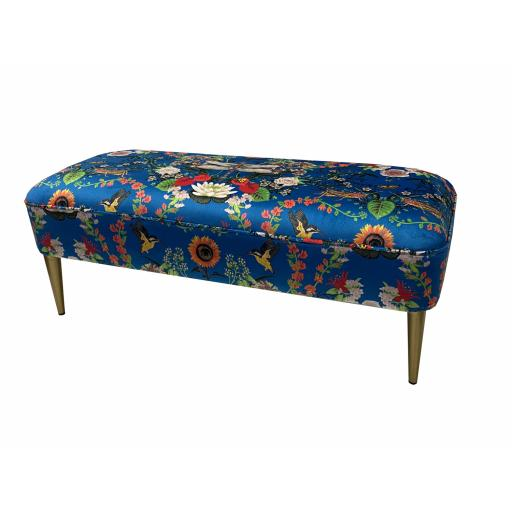 Becca Who Design Contemporary Footstool