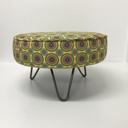Patternistas Design Footstools
