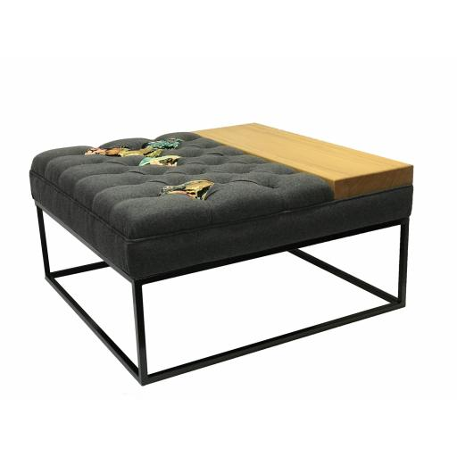 Hybrid Coffee Table / Footstool